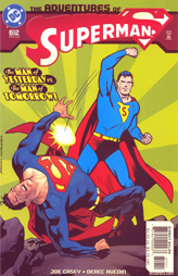 Golden Age Supes vs Modern Supes