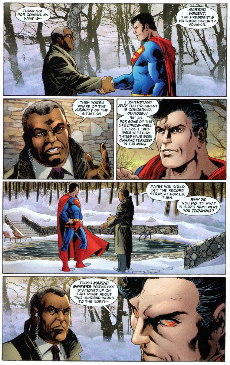 Superman renounces U.S. Citizenship, page 2