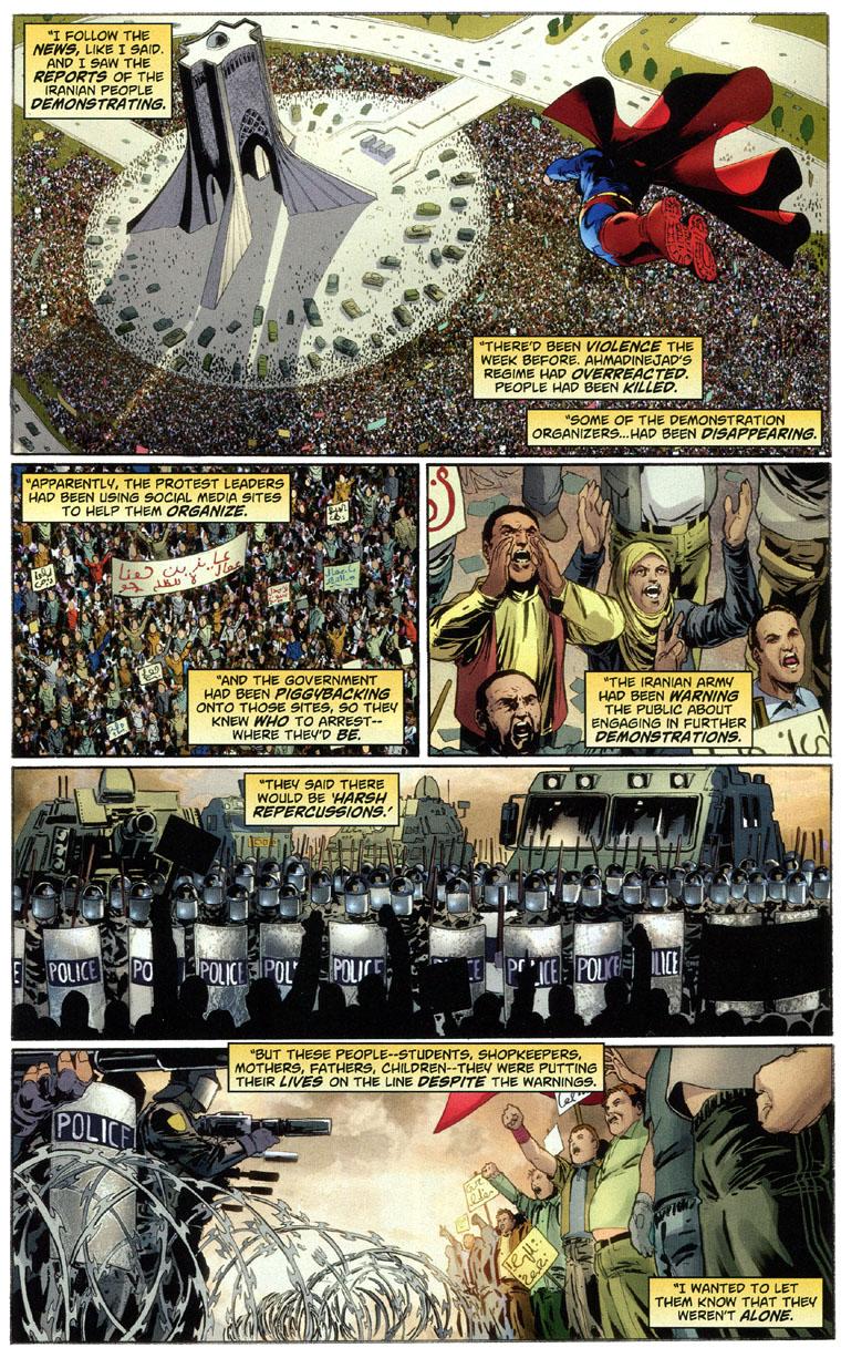 Superman renounces U.S. Citizenship, page 4