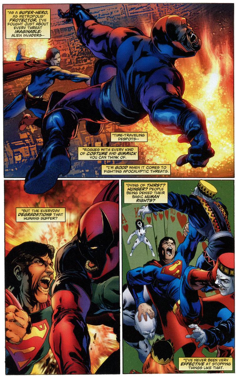 Superman renounces U.S. Citizenship, page 5
