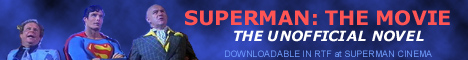 Superman: The Movie: The Unoffical Novel